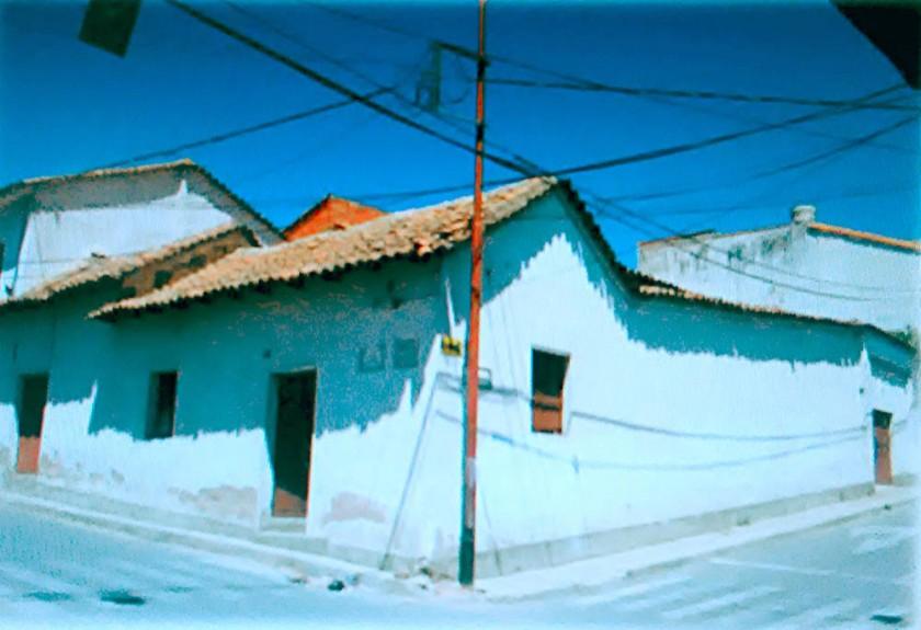 SEDE. Vivienda donde se reunía la bohemia chuquisaqueña, casa de la familia Marquiegui.