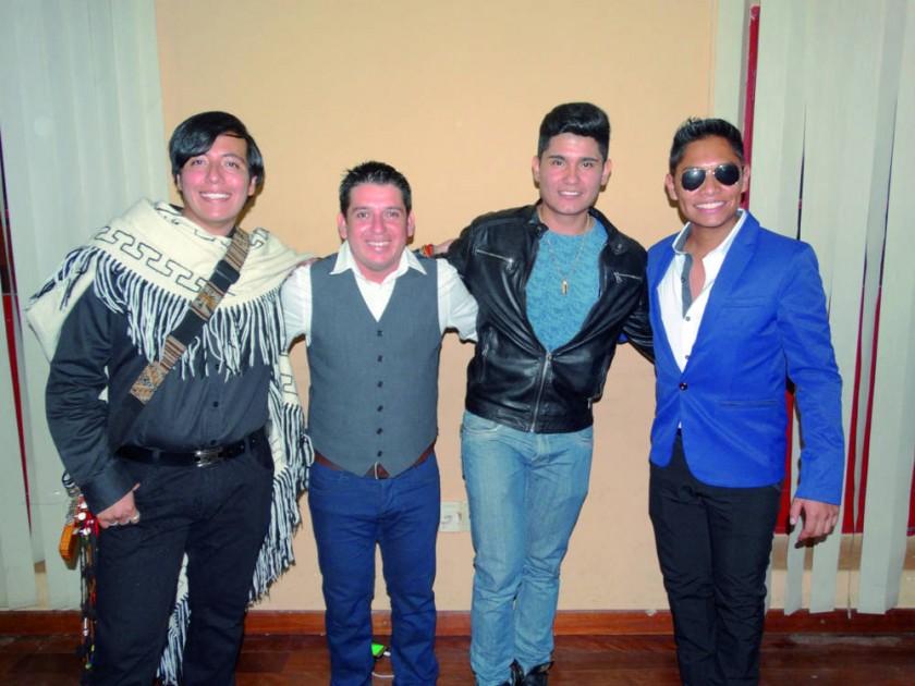 Yo Me Llamo: Elmer Hermosa, Franco de Vita, Prince Royce y Américo.