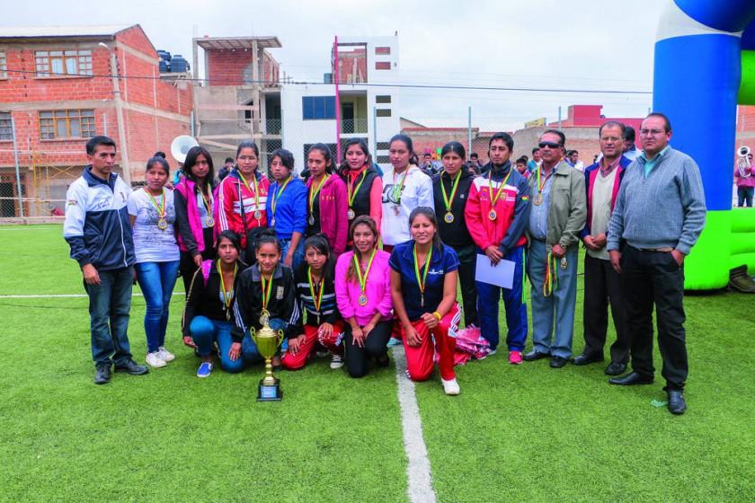 Deportivo Chuquisaca marca récords de campeón.