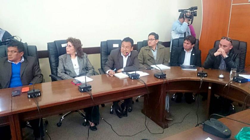 Caja Nacional de Salud disuelve la compra de nueva clínica para Sucre