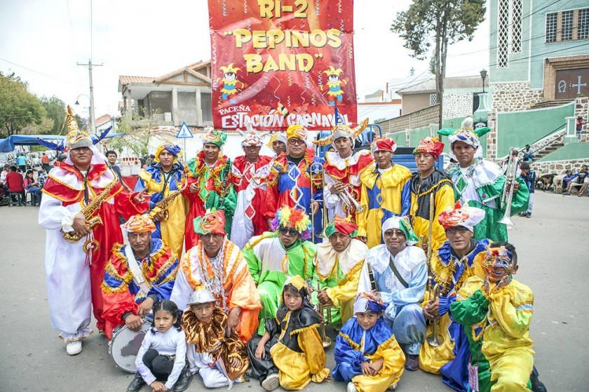 """Banda de Música del RI-2 """"Pepinos Band""""."""