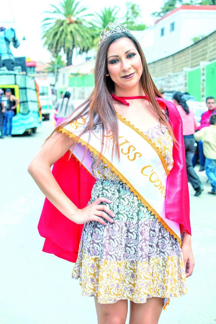 Alejandra Urquieta.