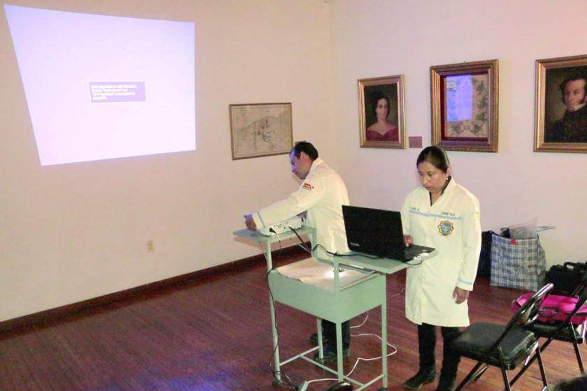 Elaboran informe genético de Sucre a partir de reliquia