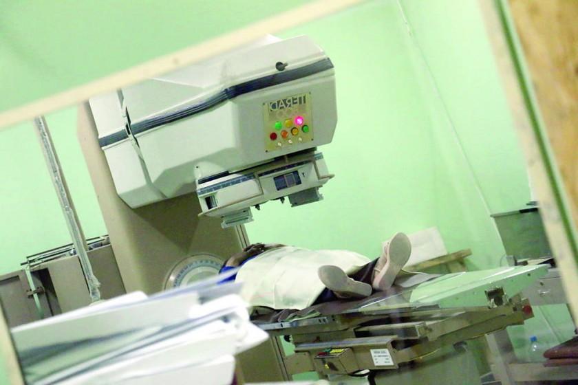 ATENCIÓN. Cuando el cáncer de cuello uterino es detectado a tiempo, las mujeres tienen más posibilidades de tratarlo...