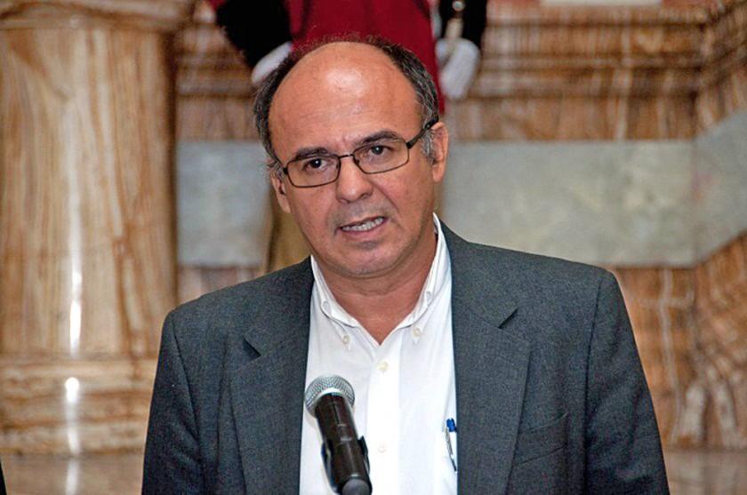 QUEJA. El ministro Reymi Ferreira no pudo viajar ayer a Iquique.