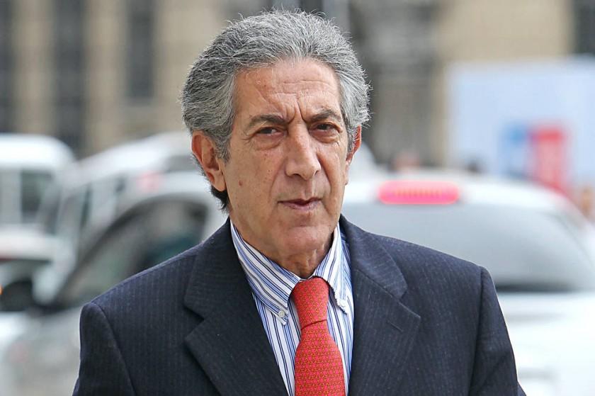 RECHAZO. El diputado chileno Jorge Tarud pidió negar ingreso de Ferreira.