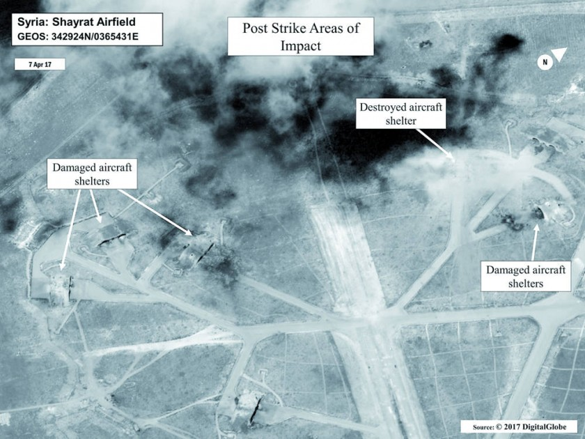 Siria dispara tensión internacional