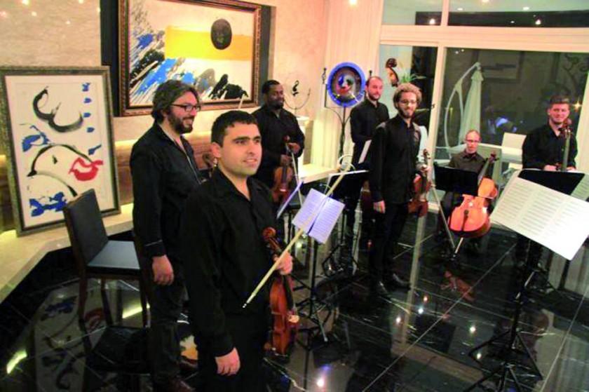 Festival barroco afina cuerdas
