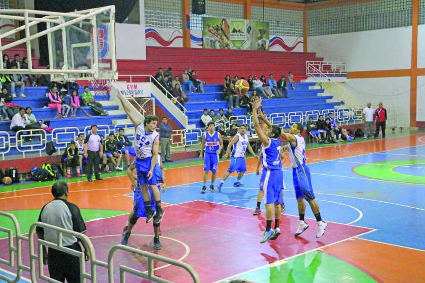 El equipo chuquisaqueño obtuvo anoche su tercer triunfo consecutivo frente a la Universidad Católica de La Paz.