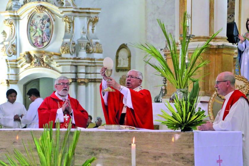 La Iglesia invoca a la reflexión