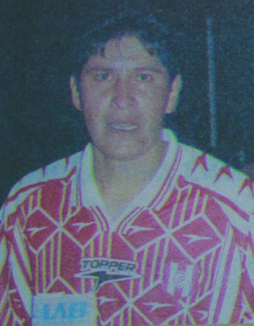 EDUARDO VILLEGAS,  EL CAPITÁN