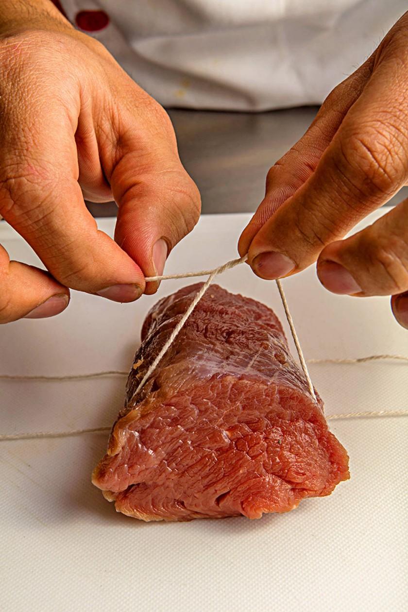 Para obtener carnes perfectas