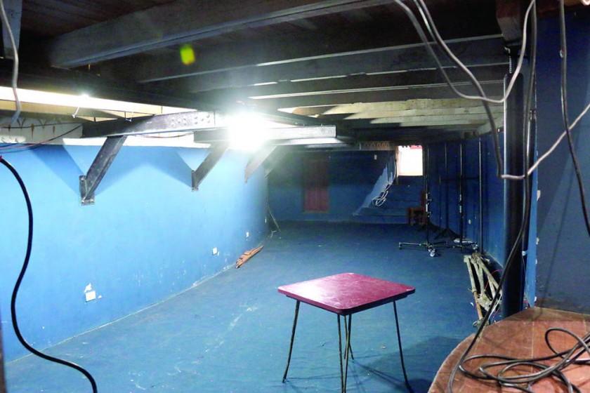 SONIDO. La habilitación de la fosa del escenario del Teatro Gran Mariscal es una de las acciones necesarias para...