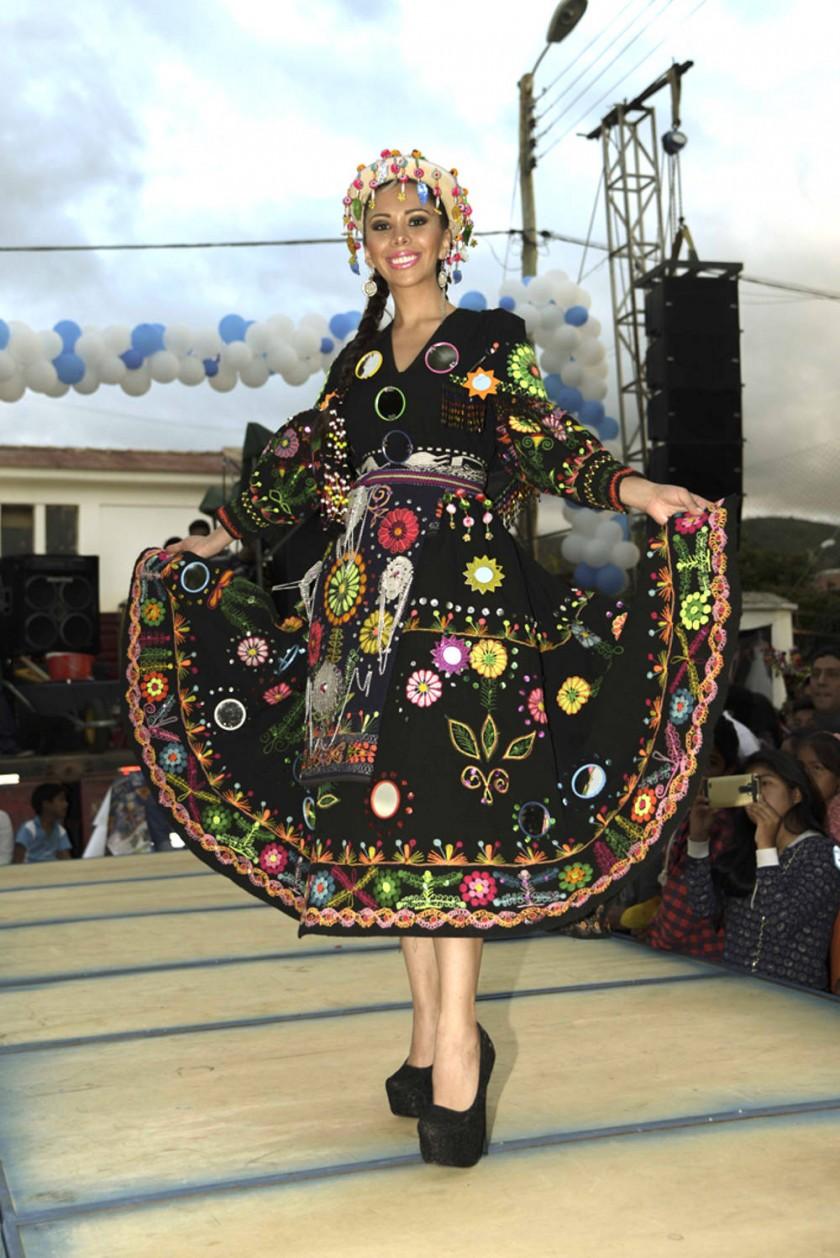 Jessica Guerrero, representante de Sucre
