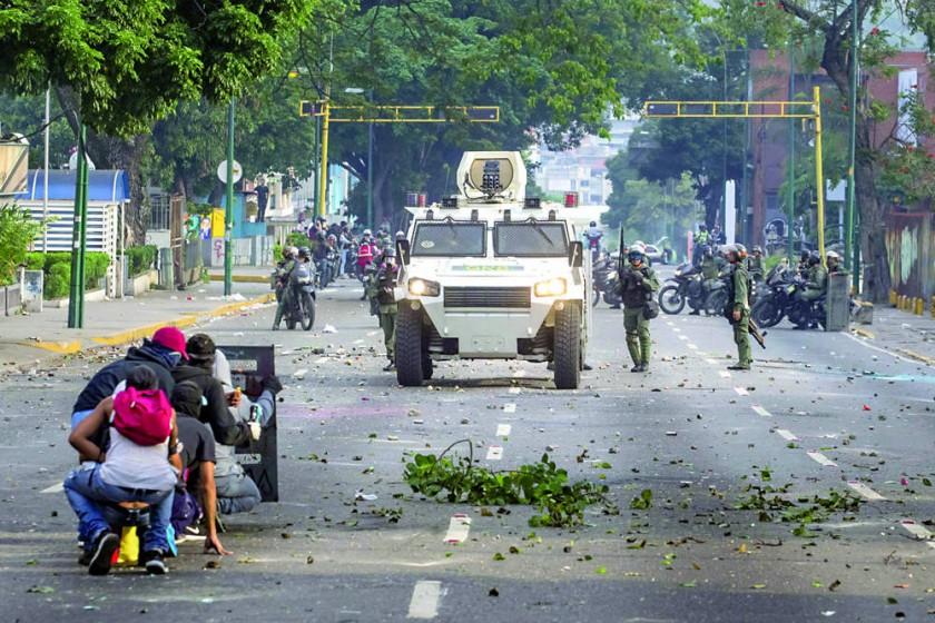 Muertes y más tensión en Venezuela