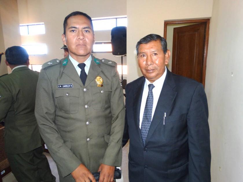 César Carrillo y Augusto Ramos.