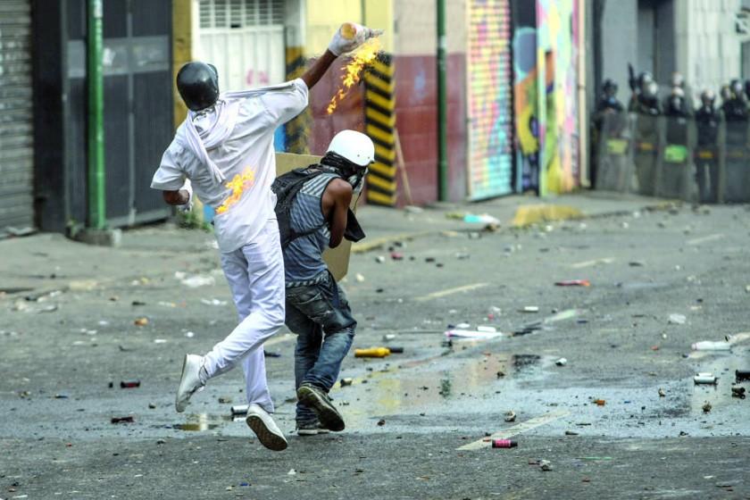 Venezuela: Más represión