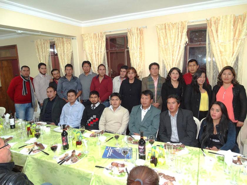 Juventud y Profesionales de Chuquisaca (JU.PRO.CH).