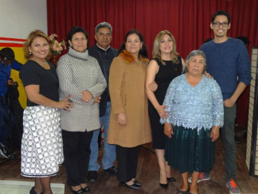 Familia Gantier y Contreras.