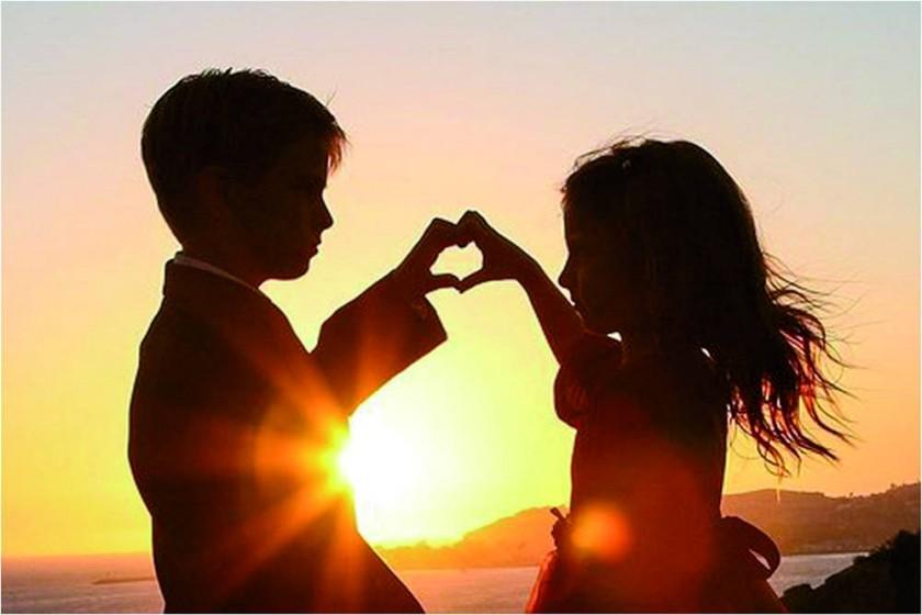Es importante hablar anticipadamente con los hijos de todo lo que implica un enamoramiento.