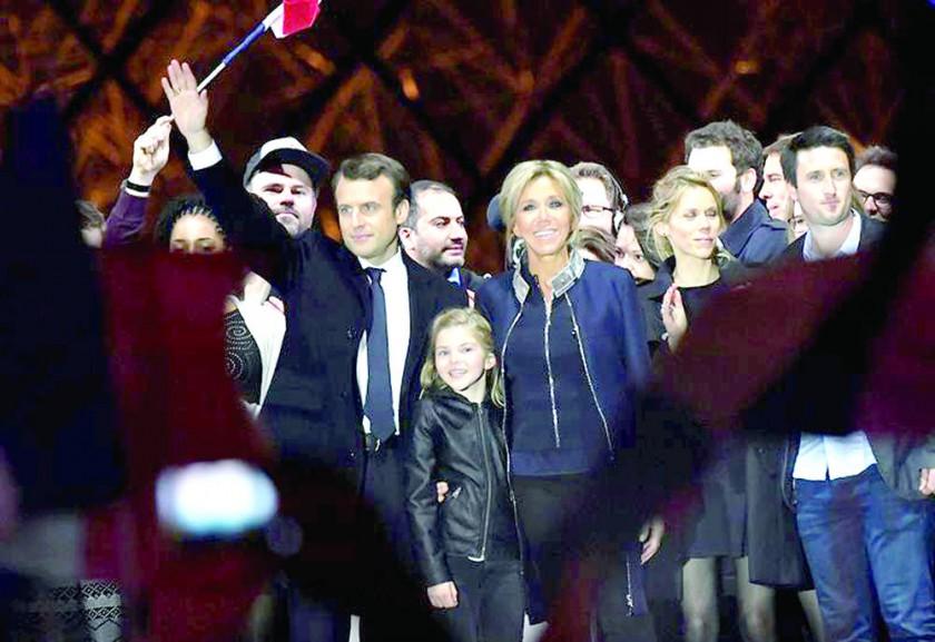 Macron cierra paso al populismo