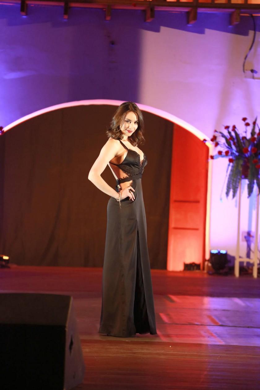 Claudia Arce, Miss Bolivia Mundo 2010