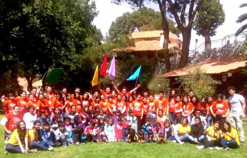 Equipo Soñar Despierto Sucre Bolivia.