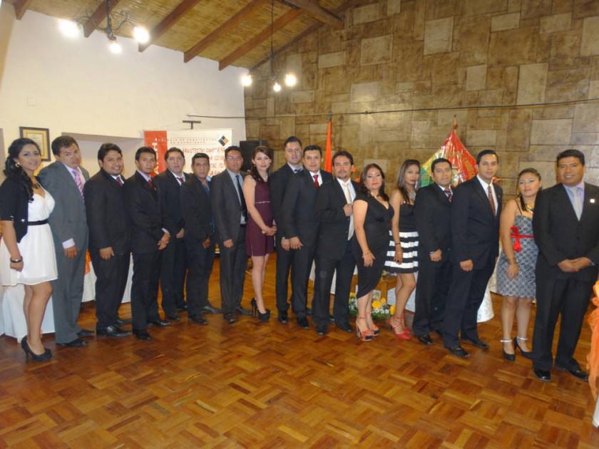 Directorio del Colegio de Arquitectos 2017-2019.