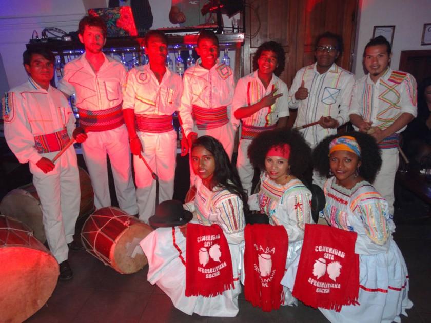 Comunidad Saya Afroboliviana Sucre.
