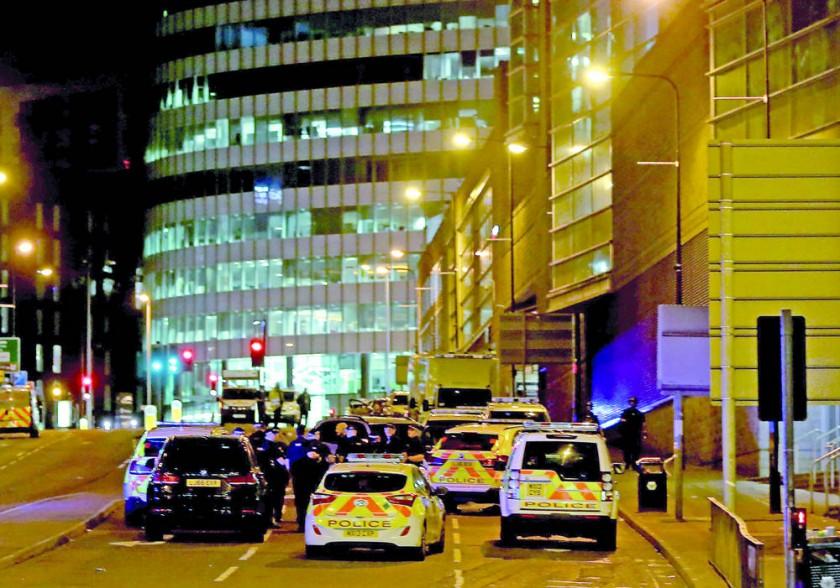 El terror vuelve a Reino Unido
