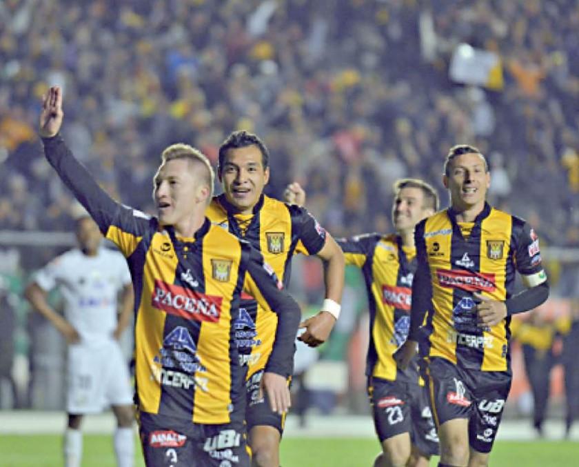 El Tigre debe sacar por lo menos un punto para clasificar a los octavos de final de la Libertadores.
