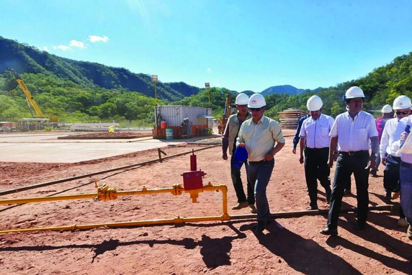 El pozo Huacaya 2 dará más a la región
