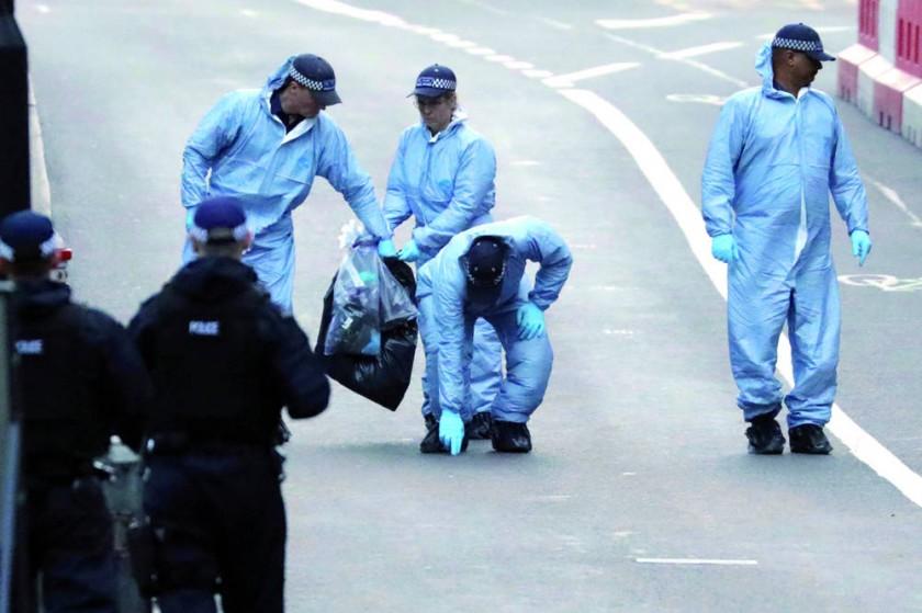 Londres: Estado Islámico se atribuye los dos trágicos ataques