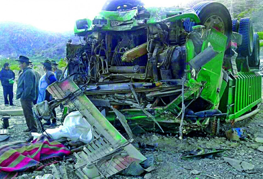 Dos muertos en Mojotoro