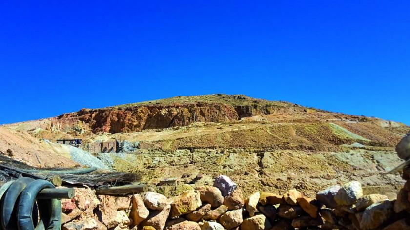 Las minas de Porco son las más antiguas y fueron explotadas en primera instancia por Gonzalo Pizarro.