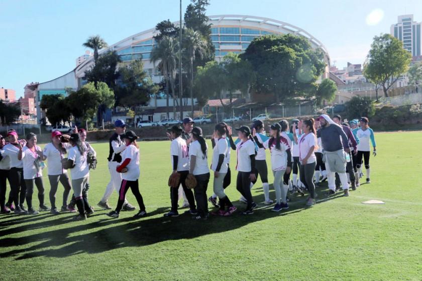 La selección de Sucre jugará hoy la final del Campeonato Nacional de Softbol, en la cancha de Garcilazo.