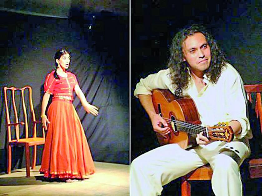 TEATRO. Escenas de las dos obras que presentará el Teatro de los Andes.