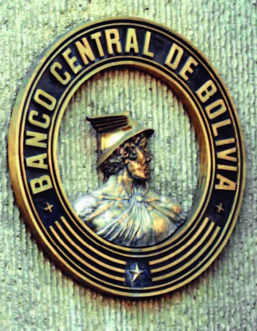 El Banco Central espera que este año mejore el panorama económico para Bolivia. internet