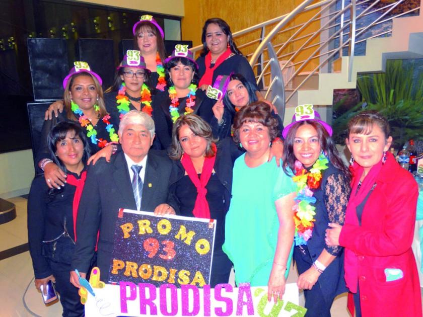 """Promoción 93 """"Prodisa""""."""
