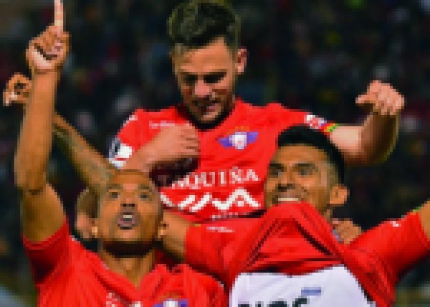 Wilster consigue triunfo apretado ante Atlético; hoy le toca al Tigre