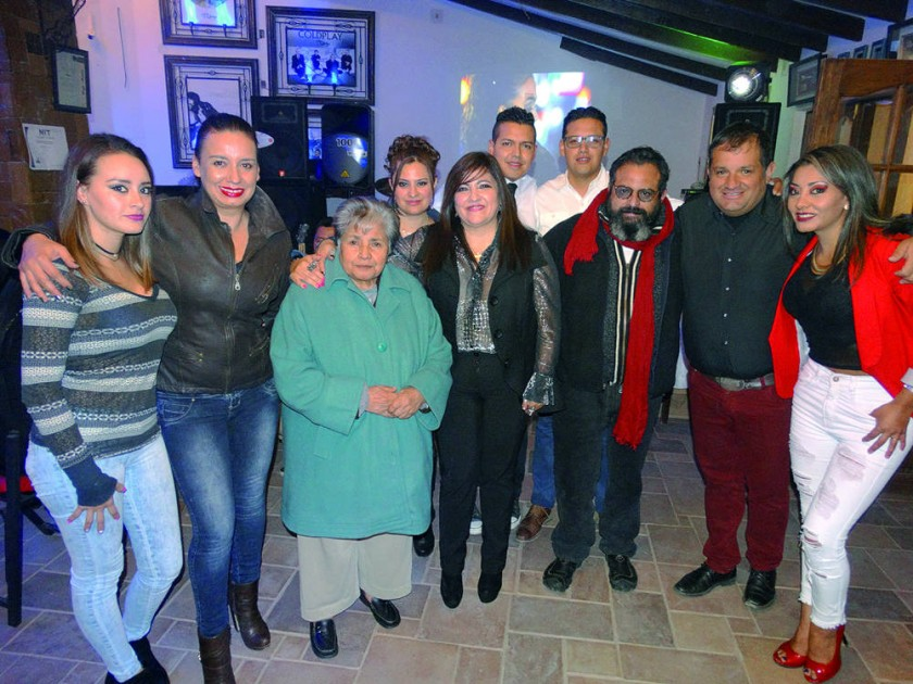 Familia Campero.