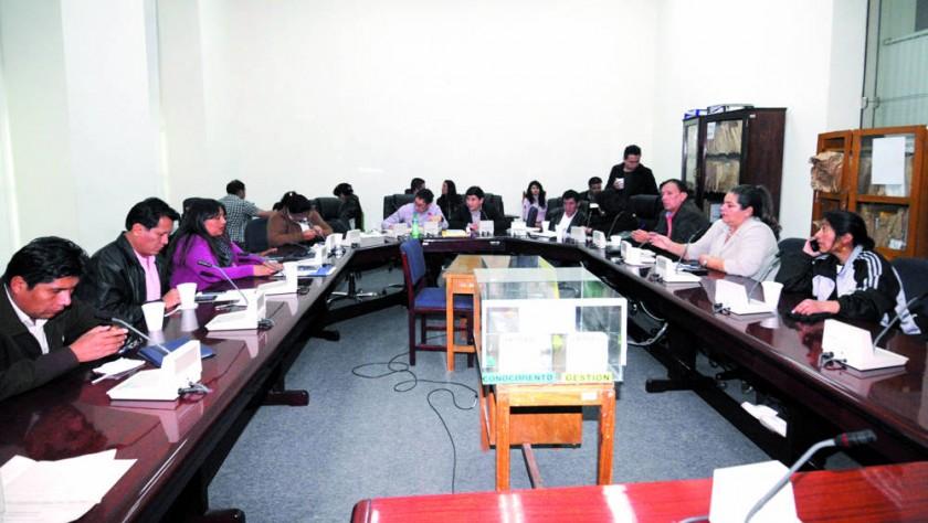 47 candidatos al Agroambiental y al Consejo llegan al Parlamento