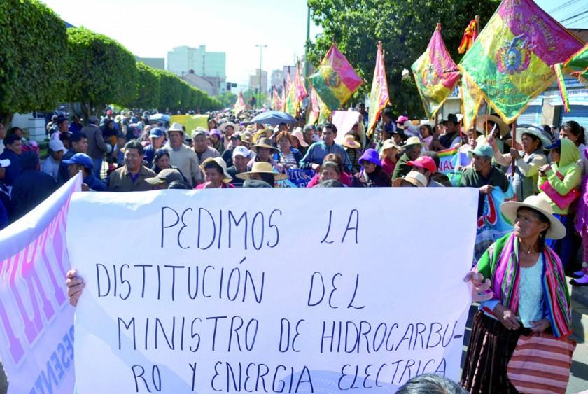 Suma rechazo a tarifazo eléctrico; vecinos marchan hoy en la Capital