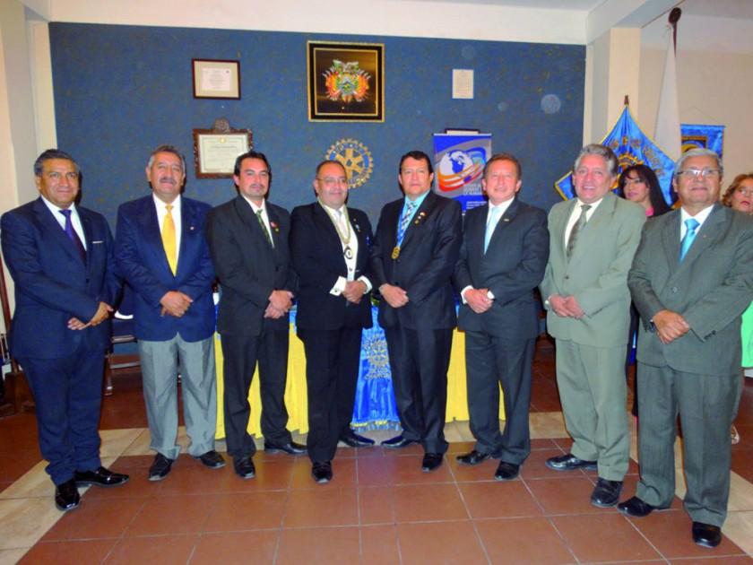 Nuevo Directorio del Rotary Club De Los Charcas
