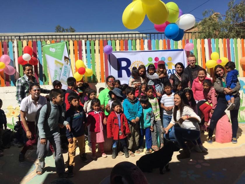 Rotary Club Chuquisaca.
