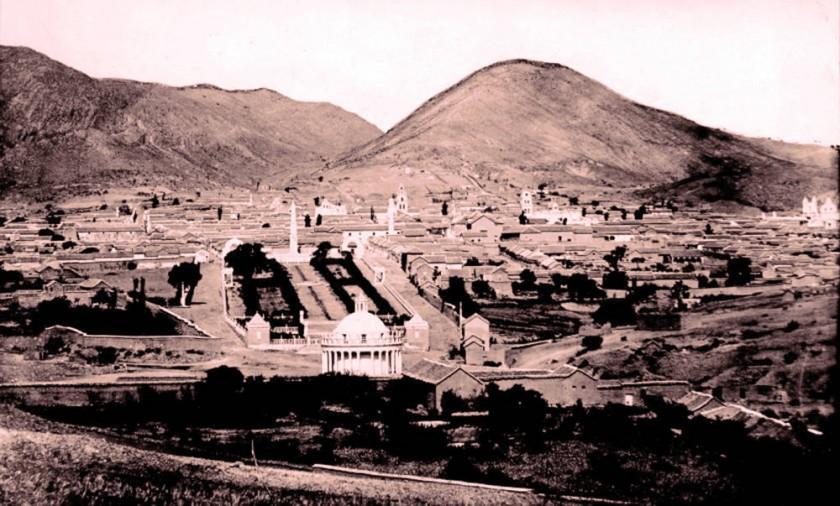 LIBERTAD. El mariscal Antonio José de Sucre escribió desde Charcas, hoy Sucre.