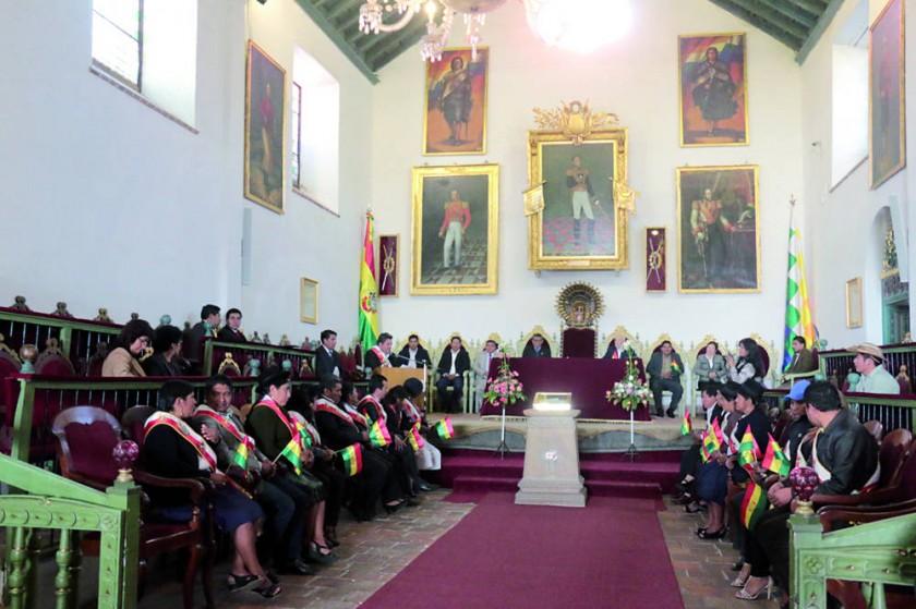 Felicidades Bolivia