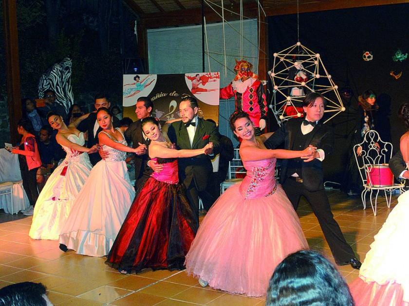 Compañía de Danza Denis Zamorano.