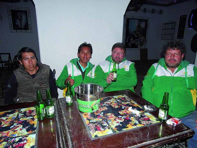 Team Potosina.