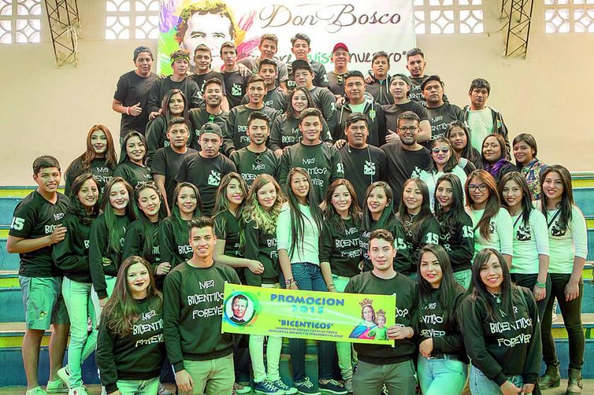 """Promoción """"Bicenticos"""" 2015."""